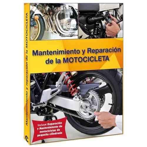 Libro De Reparacion De Motos Dvd Cultural Reparación Ofertas Y Promociones Libros