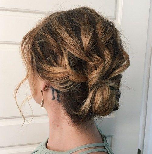 15++ Longueur cheveux pour chignon idees en 2021
