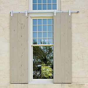 Sliding Barn Doors Hail Storm And Cottages On Pinterest
