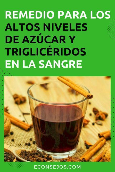 Remedio Casero De Clavo Y Canela Para Bajar Los Triglicéridos Remedios Para La Salud Colesterol Y Trigliceridos Recetas Para La Salud