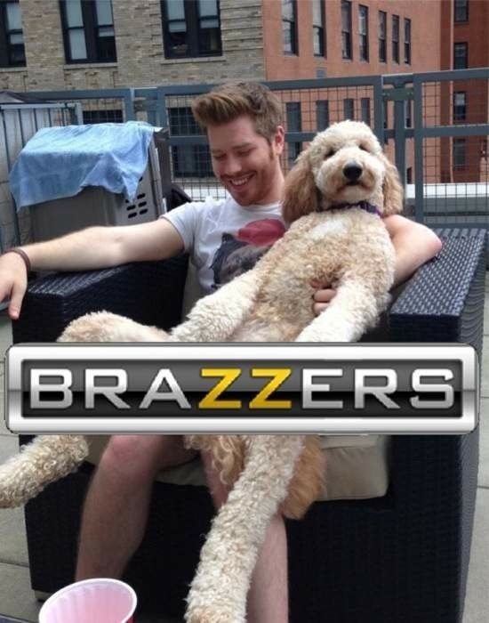 Brazzers Logo – Turning Things Hilariously Dirty One Funny Pic At A Time – 26 Photos!