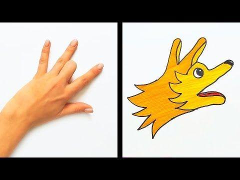 29 Ideas Divertidas De Arte Con La Palma De La Mano Youtube Manualidades Tutorial De Arte Manualidades Escolares
