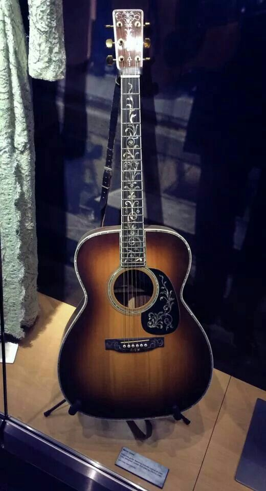 johnny cash guitar and museums on pinterest. Black Bedroom Furniture Sets. Home Design Ideas