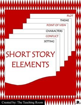element of a short story essay The importance of elements of fiction in writing short stories essay  strong essays: elements of the author's world present in utopian fiction.
