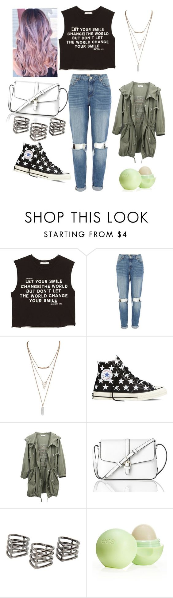 """Change"" by zebraalyce10 ❤ liked on Polyvore featuring MANGO, River Island, Wet Seal, Converse, L.K.Bennett and Eos"