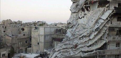 Francia confirma que el régimen sirio ha empleado gas sarín