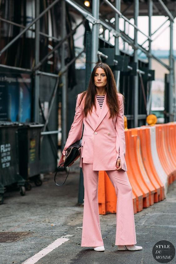 New York FW 2018 Street Style: Between the shows