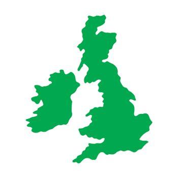 U.K. & Ireland- Xtra large; IMC Die Cut #55