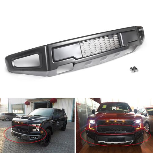 2016 Ford F150 Front Bumper With Winch And Grill Guard From Wam