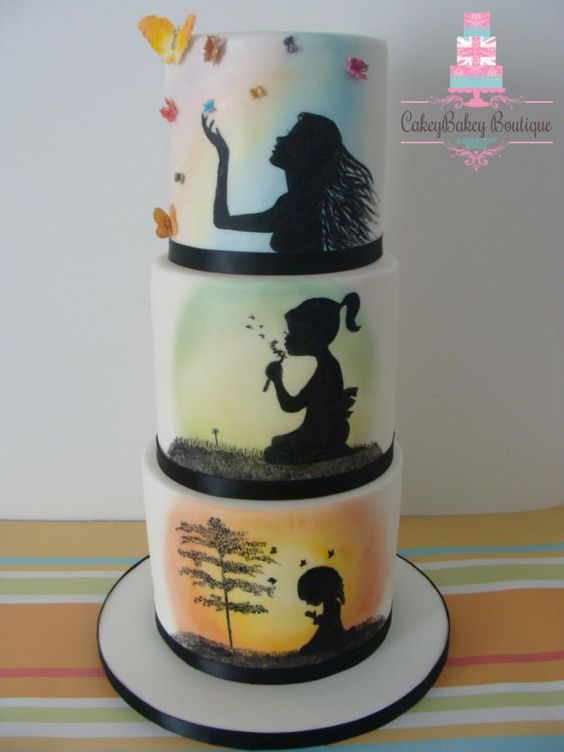 Graduation Cake Ideas For A Girl : Graduation, Girls and Cakes on Pinterest