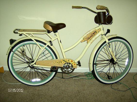 My Huffy Panama Jack Beach Cruiser Bicycle Things I Like