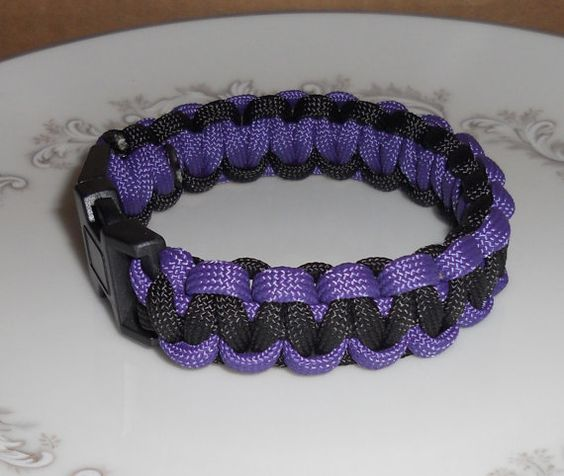 how to make a survival bracelet with buckle