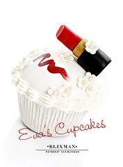 what a cute cupcake!