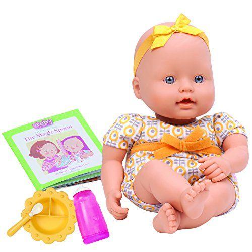 Baby Sweetheart By Battat Feeding Time 12 Inch Soft Bod Https Www Amazon Com Dp B075mlb5db Ref Cm Sw R Pi Baby Dolls Soft Baby Dolls Newborn Baby Dolls