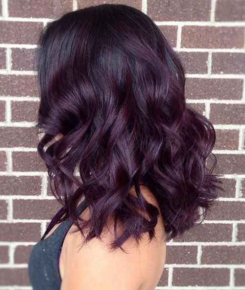 Best Ombre Hairstyles Blonde Red Black And Brown Hair In 2020