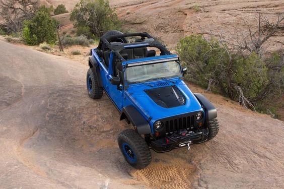 Jeep Wrangler Max Performance