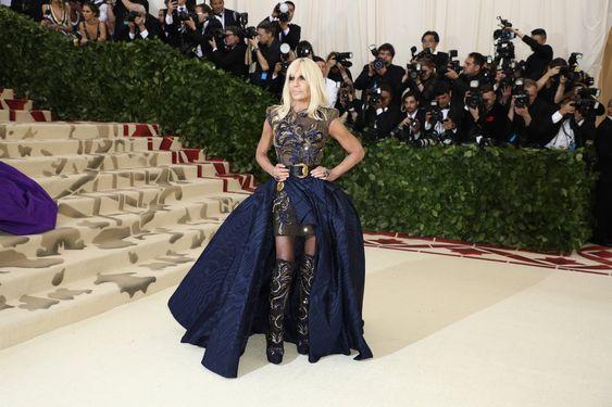 Met Gala 2018 Red Carpet Photos: Rihanna, Katy Perry and Madonna