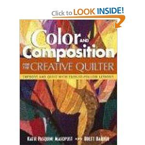 Color and Composition for the creative quilters - Katie PM (1076)