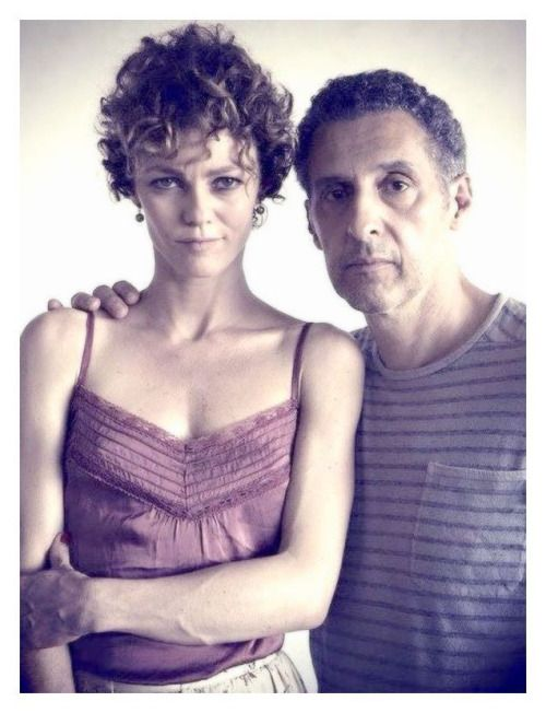 Vanessa Paradis avec John Turturro (Rio i Love You)