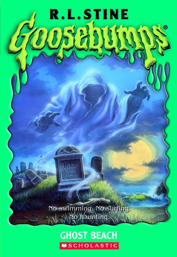 Goosebumps Ghost Beach | Goosebumps - Original Covers ...