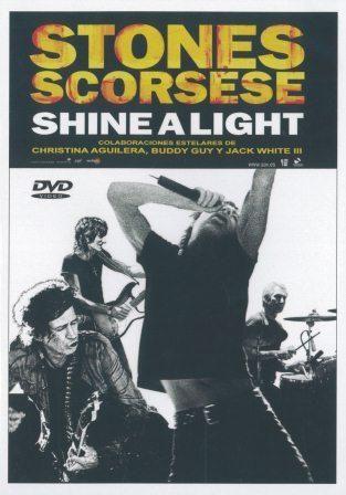 Con Shine a Light, Martin Scorsese muestra al mundo a los Rolling Stones como nunca antes han sido vistos. Filmado en el famoso Beacon Theatre de Nueva York en el otoño de 2006, Scorsese reunió a un legendario equipo técnico capaz de capturar la increíble energía de la banda. Sus Satánicas Majestades llegan a la gran pantalla. Shine a Light (DeAPlaneta). Dir.: Martin Scorsese