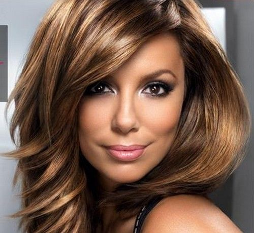 coiffure bronde yeux verts couleur cheveux chocolat avec m ches caramel coiffure pinterest. Black Bedroom Furniture Sets. Home Design Ideas