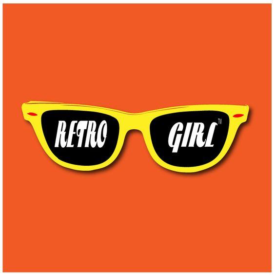 Retro Girl...