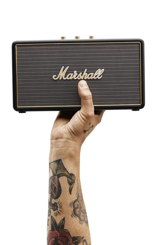 Enceinte bluetooth / sans fil Marshall STOCKWELL NOIR