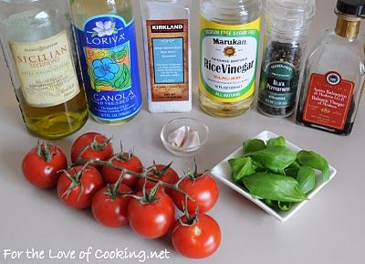 ... and Dressings | Pinterest | Roasted Tomatoes, Tomatoes and Vinaigrette