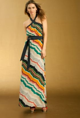 Trina turk kavaja maxi dress