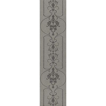 Décor Focus, argent, 15x60 cm