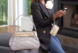 Initials, Inc. — There's Only One You! Direct sales of personalized handbags and gifts