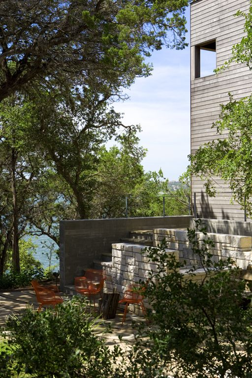 Tower House Andersson Wise Architects Tower House Texas And House - Tower-house-in-texas-by-andersson-wise-architects