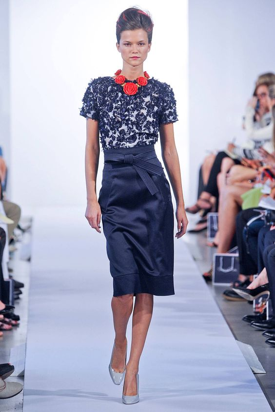 Oscar de la Renta Spring 2013 RTW Collection - Fashion on TheCut