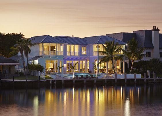 casas de playa - diseños que inspiran