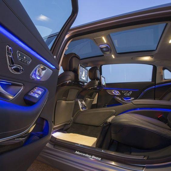 Mercedes benz maybach s600 interior automotive for Mercedes benz maybach interior