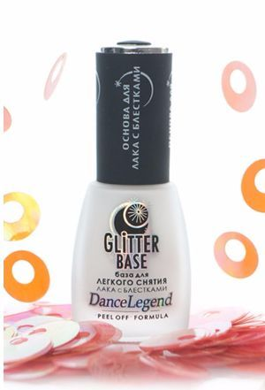 Dance Legend- Base Coats- Glitter Base