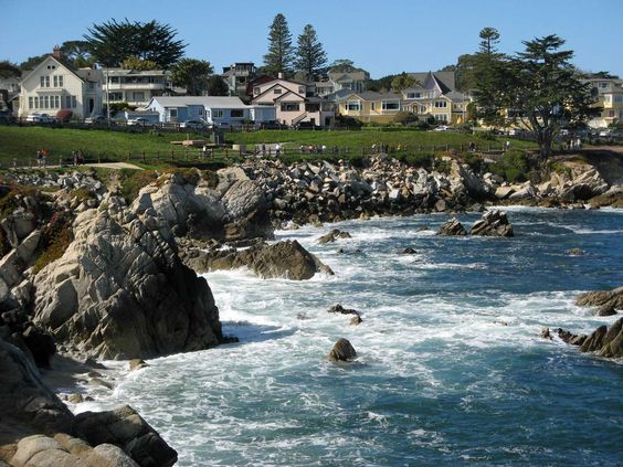 Monterey is a beautiful place to go.