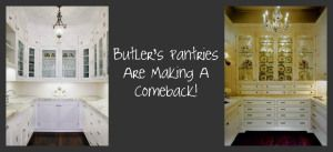 butlers pantries collage