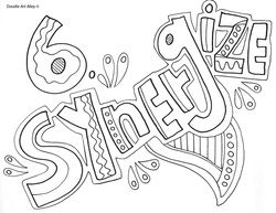 Quotes self esteem coloring page coloring pages for Self esteem coloring pages