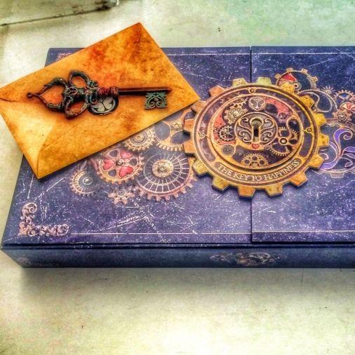 Tomorrowland ticket box