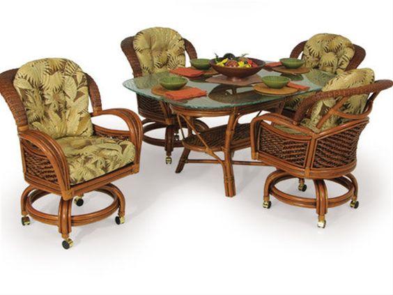 Amazing 5 piece dining set coaster