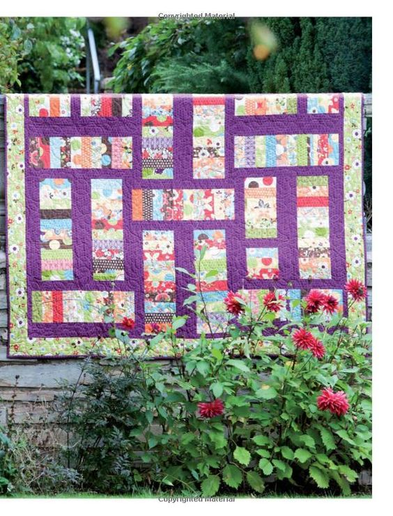 Quilt Jelly Rolls And Design On Pinterest