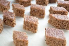 Schüttellebkuchen nach Omas Art - Rezept