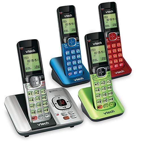 Top 10 Best Cordless Phones In 2020 Buying Guide Cordless Phone Phone Caller Id