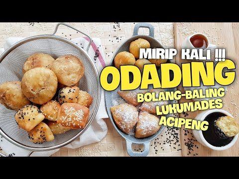 Resep Odading Mang Oleh Praktis Tanpa Ulen Tanpa Ragi Mirip Acipeng Youtube Resep Ragi Roti