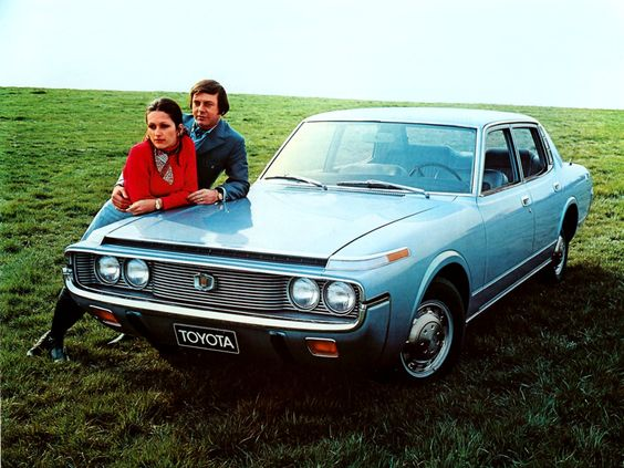 Toyota Crown - 1971