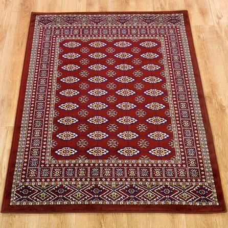 Red bokhara rug dunelm oriental rugs pinterest for Oriental homewares