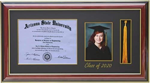 New 3art H Diploma 11x8 5 Tassel 5x7 Picture Frame 2020 Mahogany Customizable Online Prettytrendyfashion In 2020 Graduation Picture Frames 5x7 Picture Frames Picture Frames