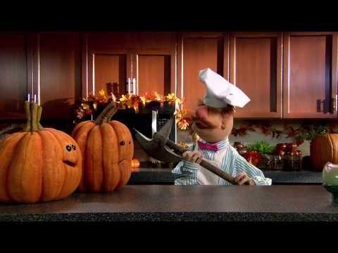 Swedish Chef-Carven der Pumpkin